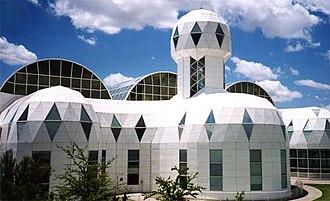 Ed Bass - Image: Biosphere 2 2