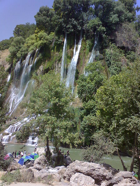 File:Bisheh waterfall.jpg
