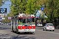Bishkek 03-2016 img06 trolley at Abdrahmanova Street.jpg