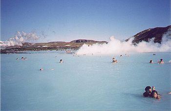 Blue Lagoon/Bláa Lónið, Iceland