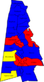 Blackpool 2007 election map.png