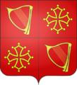 Blason Famille d'Arpajon 1351.png