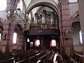 Bliesen St. Remigius Innen Orgelempore 02.JPG