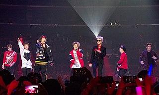 Block B South Korean boyband