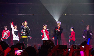 Block B - Image: Block B at KCON 2015 in Los Angeles