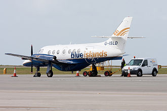 Blue Islands - Image: Blue Islands airplane