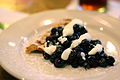Blueberry pie at Bubby's TriBeCa, August 2009.jpg