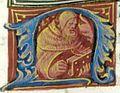 BnF Lat 4915 Mare historiarum 031 Lettre historiée - homme tenant un livre.jpg