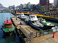 Boat Pier and Maritime Plaza 20140107.jpg