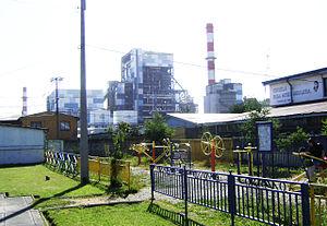 Central termoeléctrica