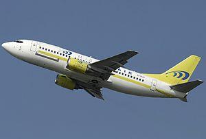 Mistral Air - Mistral Air Boeing 737-300QC