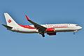 Boeing 737-800 Air Algérie (DAH) 7T-VKD - MSN 40858 3406 (9900058306).jpg