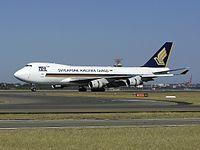 9V-SFI - B744 - Singapore Airlines