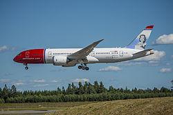 阿根廷挪威航空