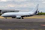 Boeing Company, N835BA, Boeing 737-7BC (BBJ) (30416416748).jpg
