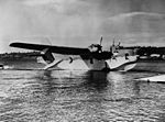 Boeing XPBB-1 in the water at Seattle in July 1942.jpg