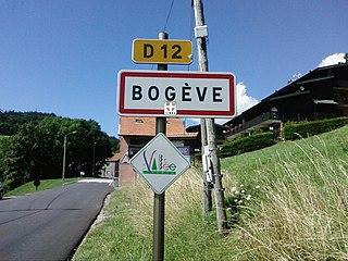 Bogève Commune in Auvergne-Rhône-Alpes, France