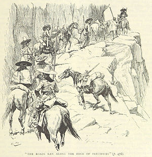 Bolívar's campaign to liberate New Granada - Bolívar's troops cross the Cordillera Oriental