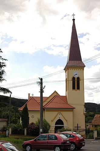 Borinka - Image: Borinka church 01