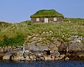 Bothy and Jetty, Eilean Mor - geograph.org.uk - 1342195.jpg