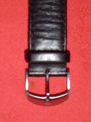 Watch strap - Image: Boucle ardillon
