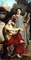 Bouguereau, L'art et la littérature, 1867 (5589770441).jpg