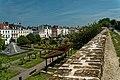 Boulogne-sur-Mer - Ville Haute - Rampart of Fortifications.jpg