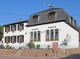 Bourbach-le-Haut Commune in Grand Est, France