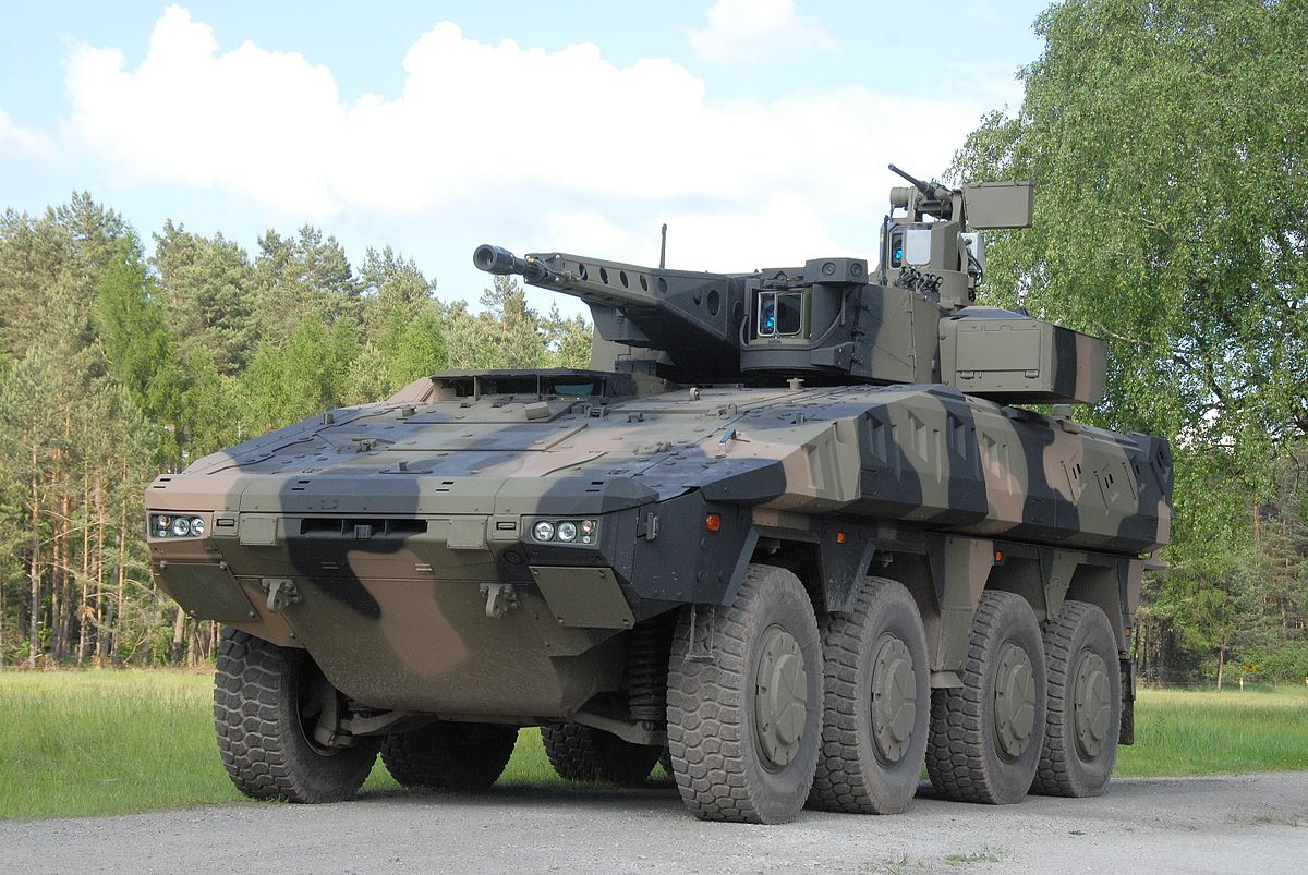 Boxer armoured fighting vehicle wikipedia malvernweather Choice Image