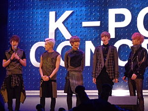 Boys Republic (band) - Boys Republic at Lotte World K-POP Concert on November 30th of 2013.