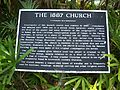 Bradenton FL MVHP church marker01.jpg