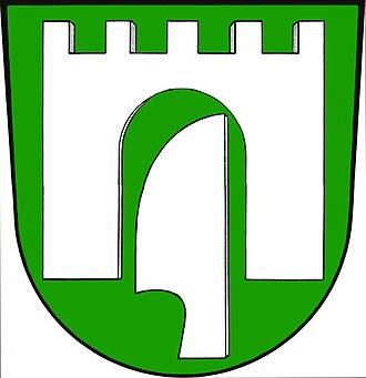 Branka u Opavy - Branka u Opavy - Coat of Arms