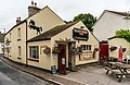 Braunton (Devon, UK), Black Horse Inn -- 2013 -- 00169.jpg