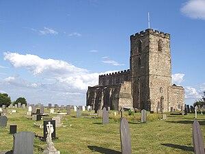 Eardwulf of Northumbria - The church of Saint Mary and Saint Hardulph, Breedon on the Hill