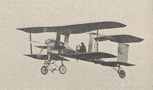 Breguet Type II - Image: Breguet II
