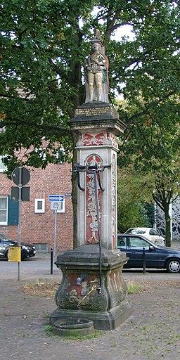 Bremen Am Neuen Markt Kleiner Roland 1 2007-09-23