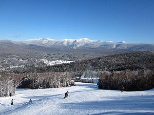 Bretton Woods Mountain Resort - Image: Bretton Woods Resort