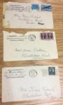 Brevkuvert från Minnesota år 1944, 1937 och 1939.png