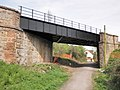 Bridge on the West Somerset Railway, near Watchet (geograph 2337359).jpg