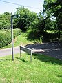 Bridleway along Green Lane - geograph.org.uk - 871155.jpg