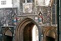 Broad Street, Bristol, detail of city gate.jpg
