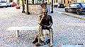 Brodnica. ... Duży Rynek , Pomnik Powstańca Listopadowego - panoramio.jpg