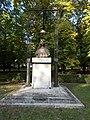 Bronze Bust of Ladislas the Posthumous by Péter Gáspár (2000), Komárno.jpg
