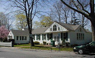 Brookhaven (CDP), New York Hamlet and census-designated place in New York, United States