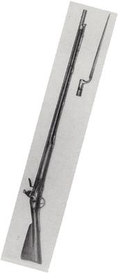 Long-Gun | Musket British Ordnance Pattern 1779-S Flintlock