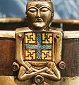 Buckle from Oseberg Vikingship Buddha 3.JPG