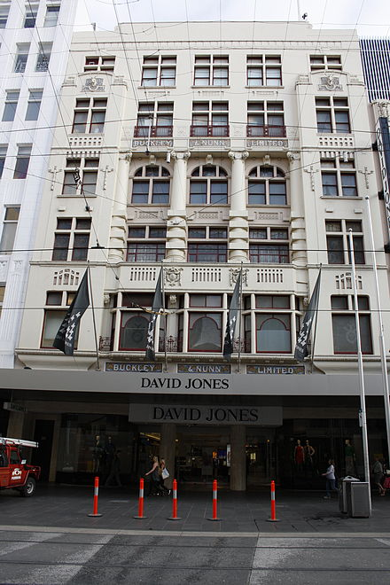 Defunct Department Stores: Defunct Department Stores Of Australia