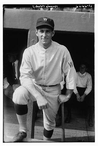 Bucky Harris - Harris in 1924