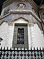 Bucuresti, Romania. BISERICA STAVREOPOLEOS. Fereasta decorata; (B-II-a-A-19464) (7).jpg