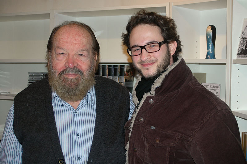 File:Bud Spencer und Pold.jpg